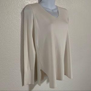LOFT maternity tunic sweater size XS